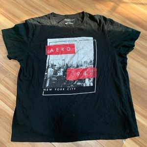 3/$15 Aeropostale black vintage New York 1…